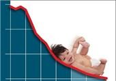 کاهش بیسابقه موالید سه ماهه سال 98 در دو دهه اخیر!+ نمودار