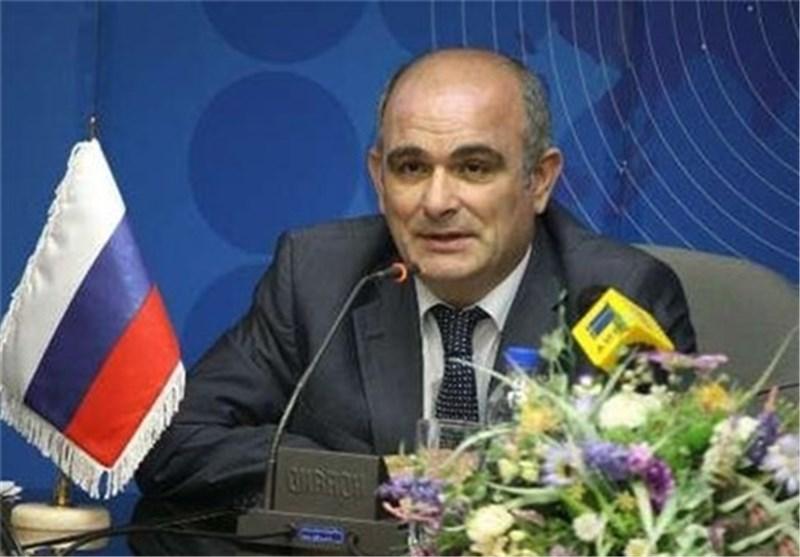 جاگاریان سفیر روسیه در ایران