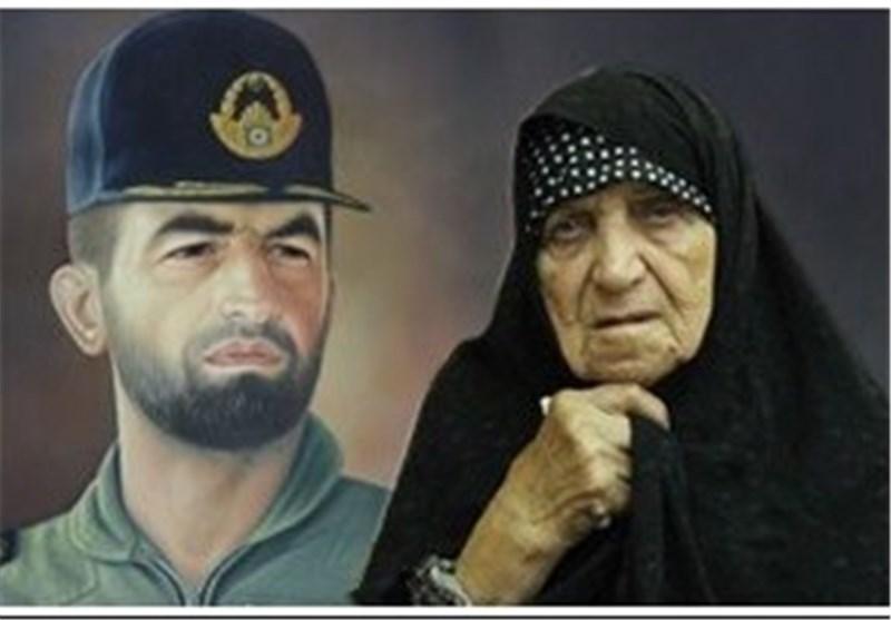 آخرین روایتهای «مادر شهید بابایی» از عقاب تیزپرواز 8سال دفاع مقدس