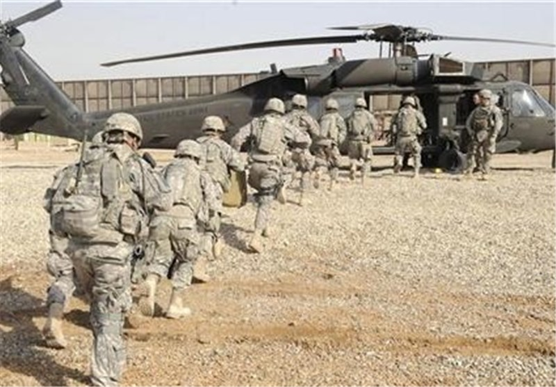 أمریکا تمهد لإعادة قواتها البریة للعراق فی اطار مخطط جدید