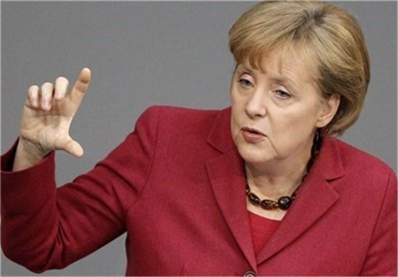 دلسردی مرکل از وضعیت مذاکرات یونان