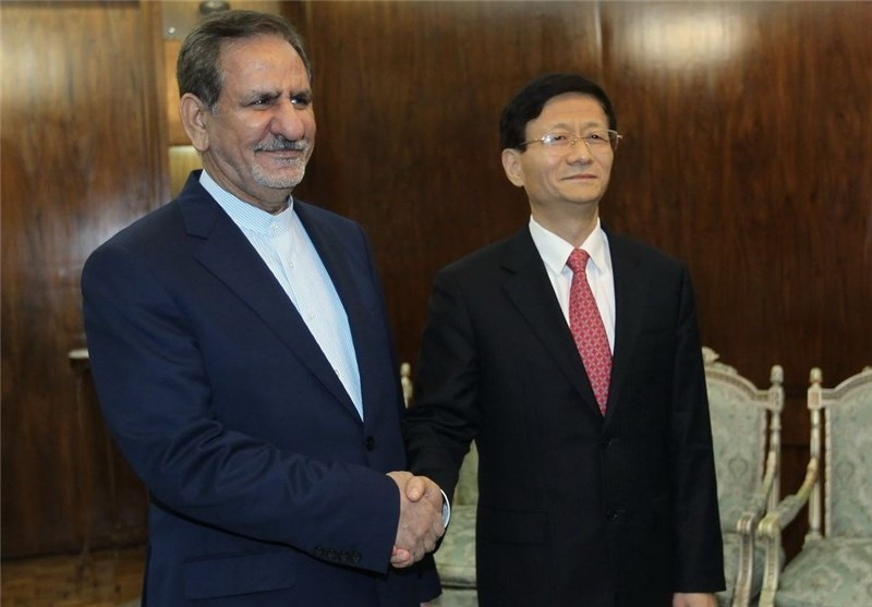 Iranian VP Calls for China's Proactive Role in Nuclear Talks