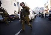 درگیریهای جدید نیروهای امنیتی اسرائیل با جوانان فلسطین در قدس