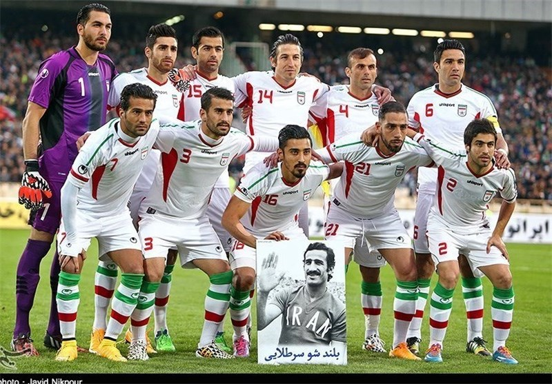 FIFA Rankings: Iran Still First in Asia