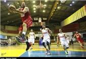 تیم بسکتبال ثامن مشهد نخستین برد خود را کسب کرد