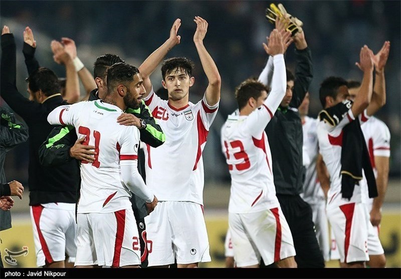 Iran, Palestine Friendly Cancelled