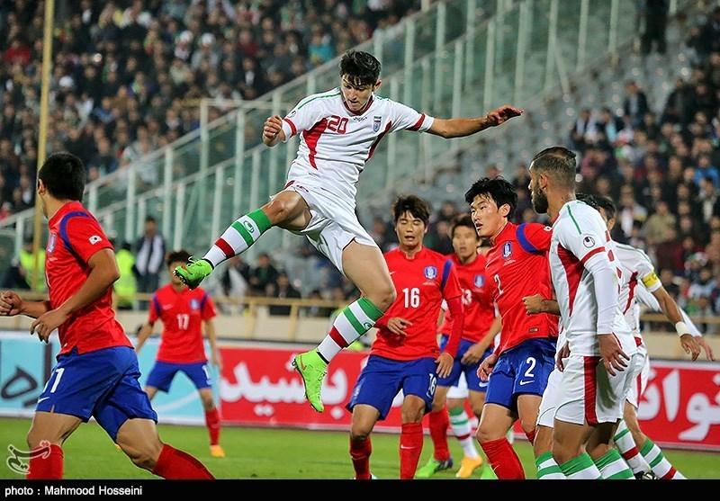 دیدار دوستانه تیمهای ملی فوتبال ایران و کره جنوبی (2)