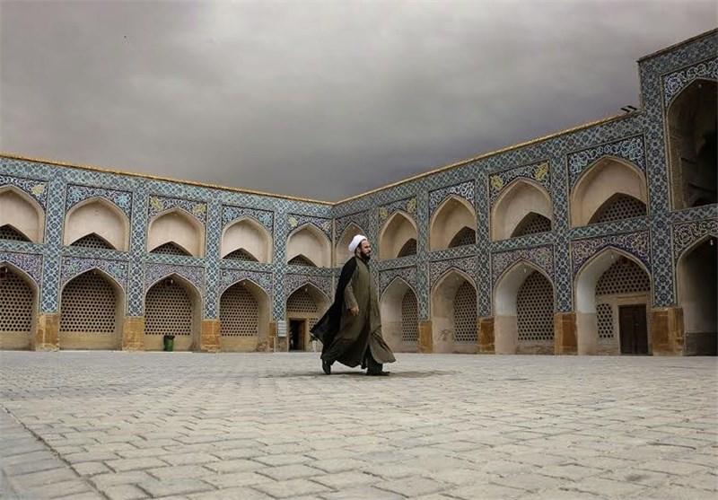 مسجد جامع اصفهان 6