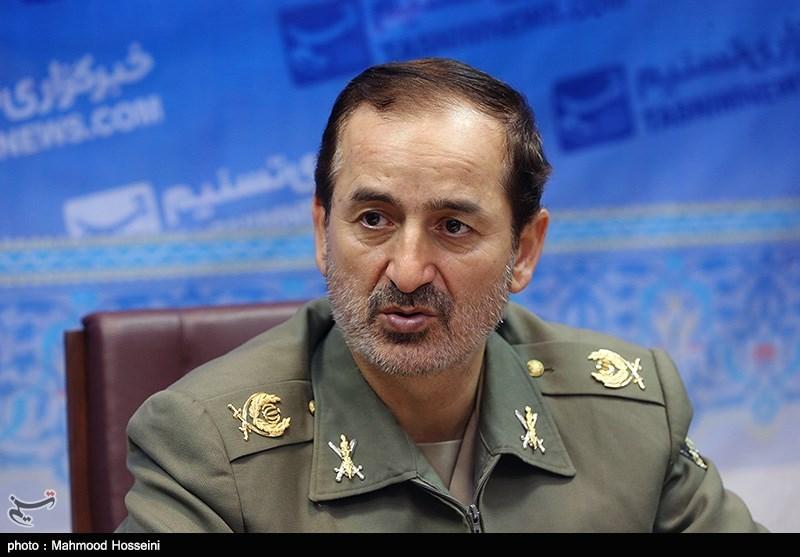 """فیلم/ امام خمینی(ره) به کدام فرمانده دفاع مقدس با """"بیسیم"""" پیروزی در عملیات را تبریک گفت?"""
