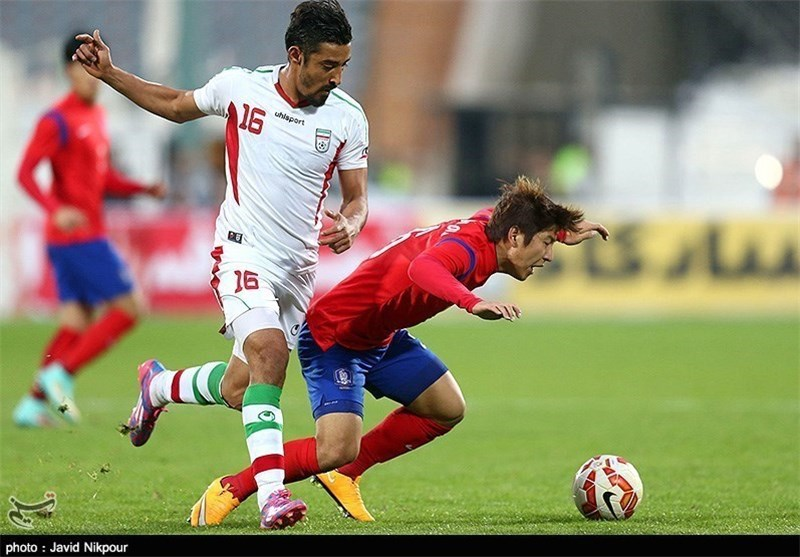Iran's Ghoochannejhad Aiming Asian Cup Second Round