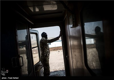 عملیات رهایی گروگان تیپ 65 نیروی مخصوص ارتش در قطار بین شهری