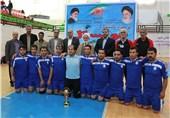 استان فارس قهرمان چهاردهمین دوره مسابقات سراسری فوتسال بنیاد مسکن شد