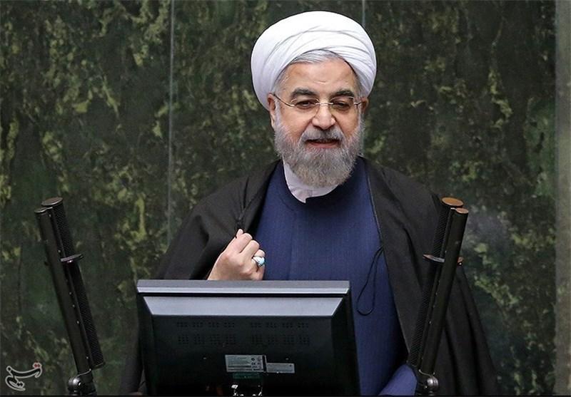 US Calls for Renegotiating JCPOA Ridiculous: Iran's President