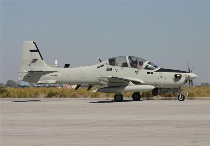 جنگنده سوپرتوکانو ای-29