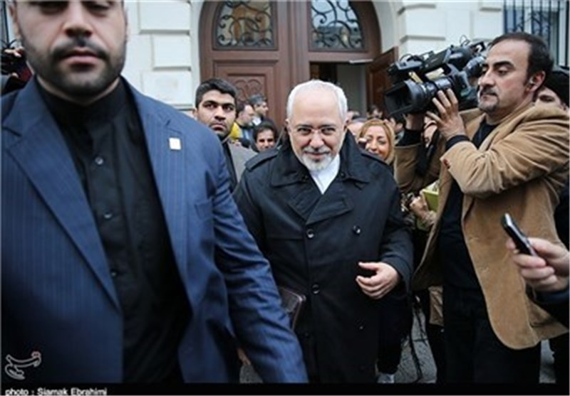 ایتارتاس: ظریف از طریق خط امن پیشنهاد جدید 1+5 را به تهران اطلاع خواهد داد