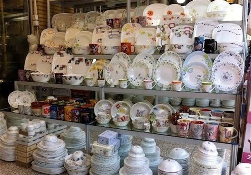 اتباع افغان اجازه فعالیت در بازار بلورفروشان شوش را ندارند