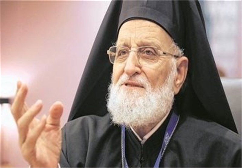 سراسقف مسیحیان رم