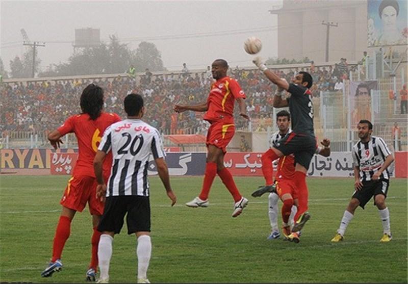 صبای قم فولاد خوزستان