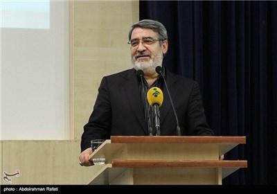 سخنرانی عبدالرضا رحمانی فضلی وزیر کشور در دومین همایش بینالمللی فرصتهای سرمایهگذاری استان همدان
