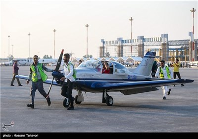 7th International Exhibition of Aviation Industry on Kish Island