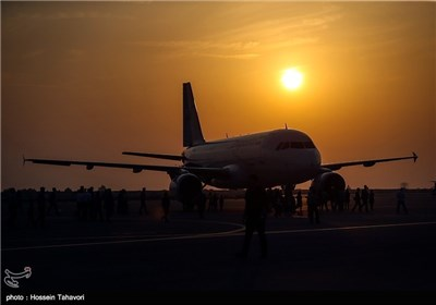7th International Exhibition of Aviation Industry on Kish Island