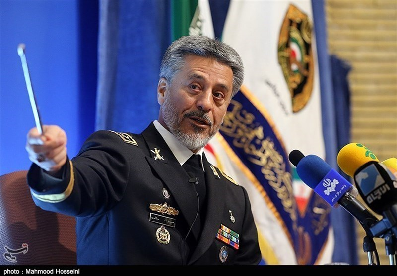 Iran Committed to Caspian Sea Peace: Navy Commander