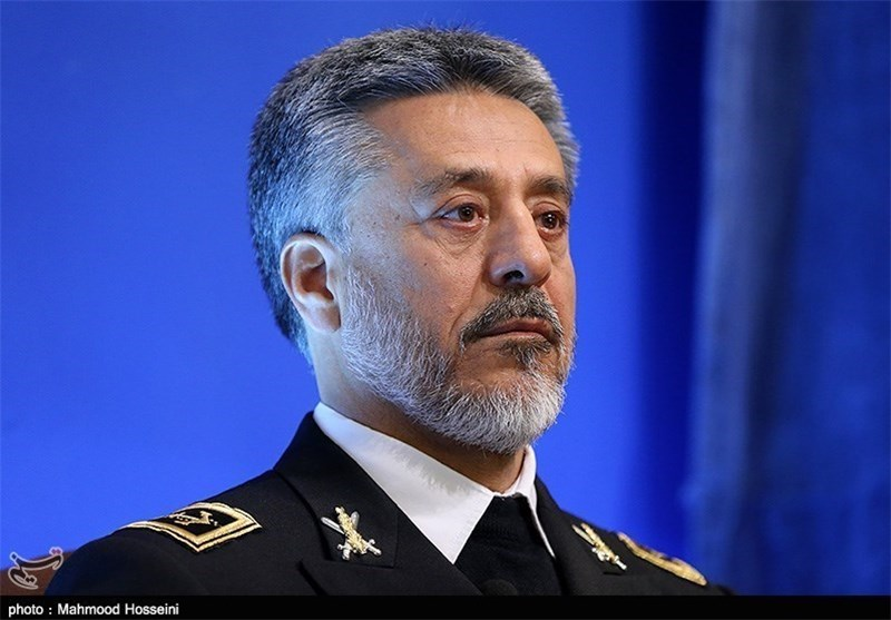 Iranian Navy in High Seas to Send Message of Peace: Commander