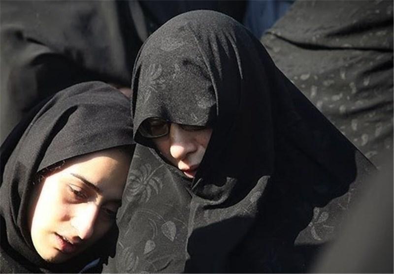 مادر شهید سید علیرضا ستاری