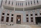 پروژه مجتمع فرهنگی و هنری گچساران تیرماه سال 94 افتتاح میشود