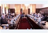 وخامت اوضاع امنیتی افغانستان و رایزنی اشرف غنی با رهبران جهادی، سیاسی و دینی