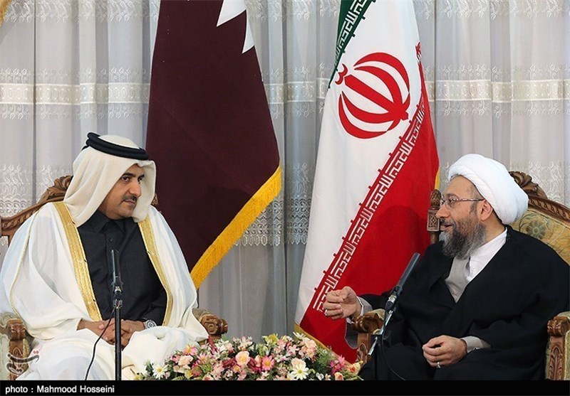 Qatar Attorney General: Iran-Qatar Ties Beneficial for Region