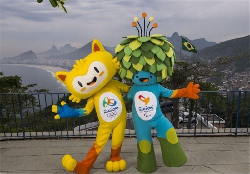 نماد بازیهای المپیک و پارالمپیک 2016 ریو