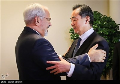 Iran's Zarif Holds Separate Meetings with Chinese, Russia, US Counterparts