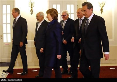 Foreign Ministers of Iran, G5+1, EU's Ashton Meet in Vienna