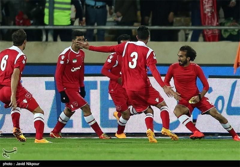 Persepolis Beats 10-Man Golgohar in Iran's Hazfi Cup