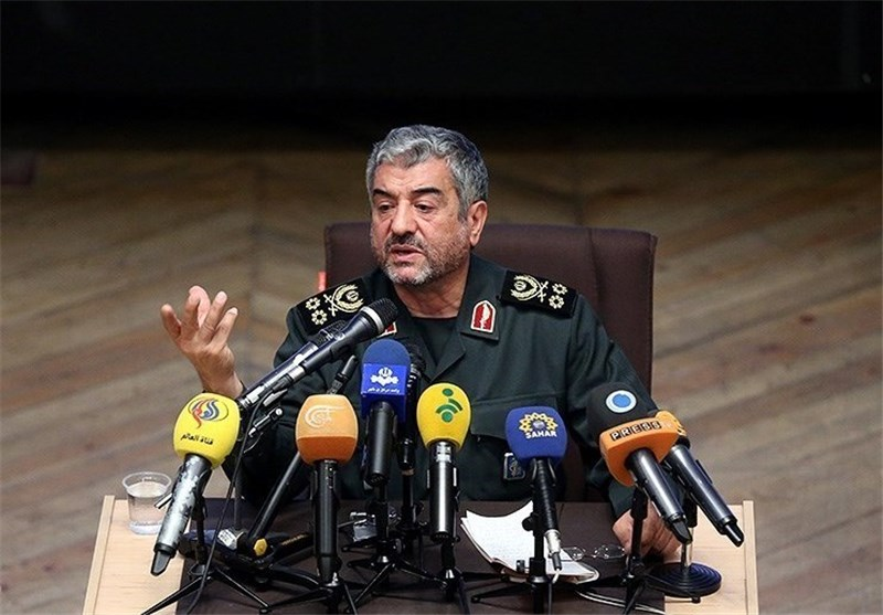 Israel Fully within Range of Resistance Groups' Missiles: IRGC Commander
