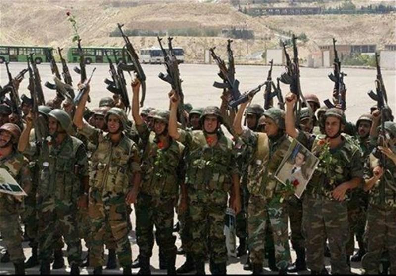الجیش السوری یفشل المخطط الإرهابی الصهیونی فی القنیطرة على الحدود مع الجولان المحتل