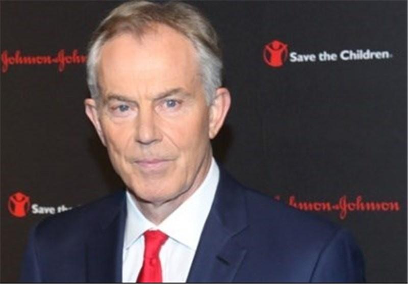 Tony Blair Denies Seeking White House Job