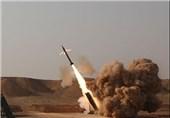 آل سعود کے فوجی ٹھکانے یمنی میزائل کے نشانے پر