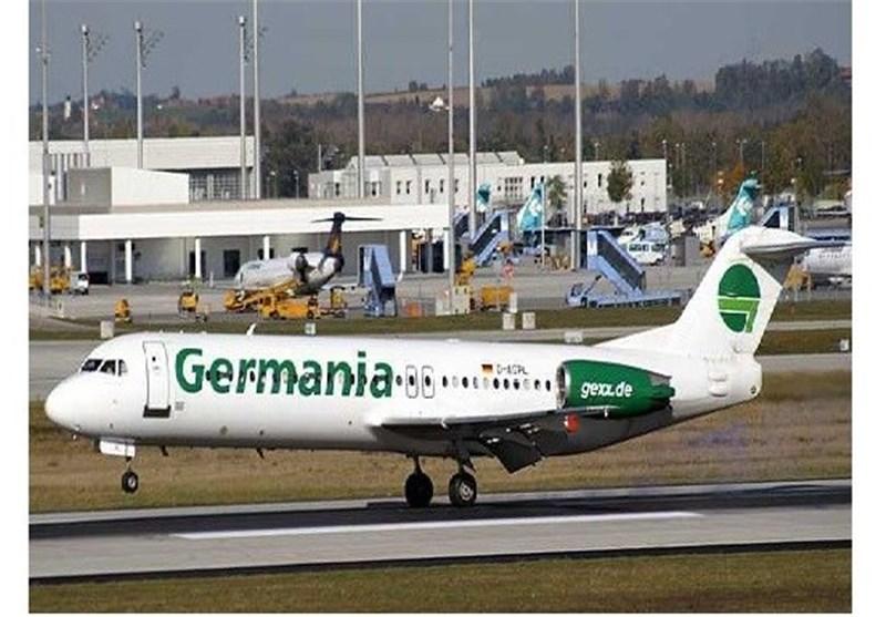 شرکه طیران المانیة تبدأ رحلاتها الی ایران