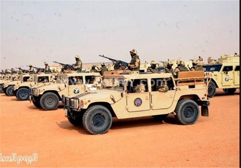 عملیات نیروهای مصری در سیناء؛ کشته شدن 16 تکفیری دیگر