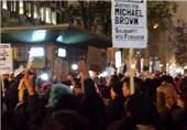 15 Arrested at Demonstration in Ferguson