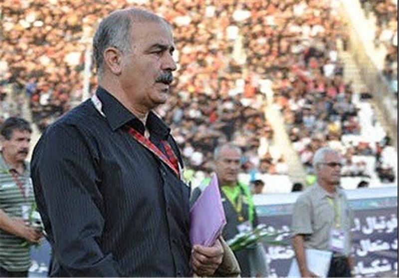 آذرنیا: هواداران تراکتور ارتباط خوبی با بازیکنان گسترش فولاد دارند