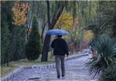 بارش باران اصفهان 13