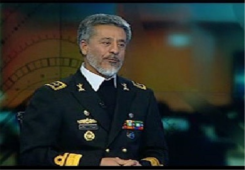 قائد سلاح البحر بالجیش: یتم قریبا ازاحة الستار عن 6 بوارج مزودة بمنظومات صاروخیة حدیثة