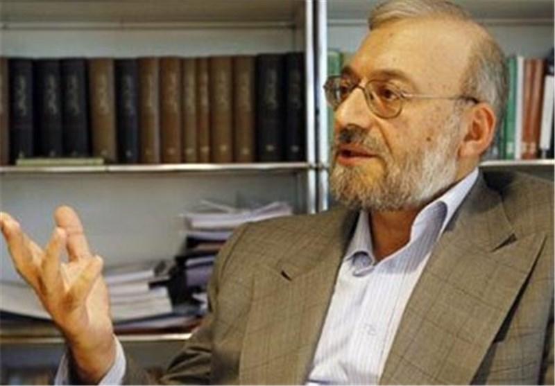 محمد جواد لاریجانی: العنصریة المؤشر البارز للدیمقراطیة اللیبرالیة