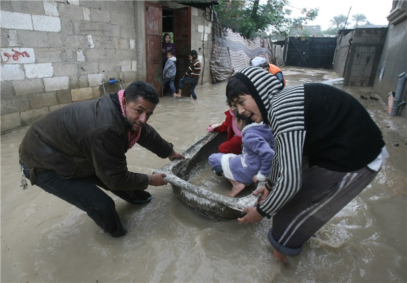 UN Declares Emergency in Gaza over Floods