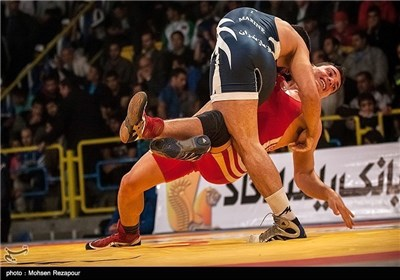 First Edition of World Wrestling Clubs Cup in Iran's Juybar