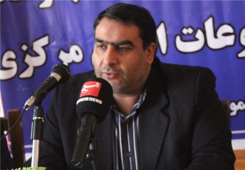 فرماندار خمین/ ساداتی