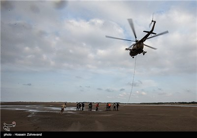 Iranian Armed Forces Exercise SPIE Operation